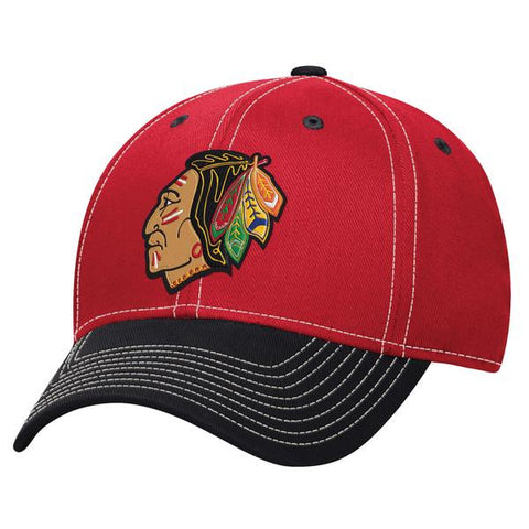 Men's Chicago Blackhawks 2017 Winter Classic Coach Structured Flex Fit Hat