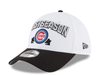 Men's Chicago Cubs New Era White 2016 Division Series Winner Locker Room 9FORTY Adjustable Hat
