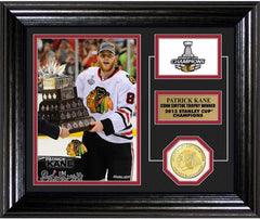 Chicago Blackhawks Patrick Kane 2013 Conn Smythe Trophy Desktop Photo Mint