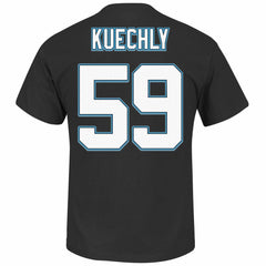 Carolina Panthers Luke Kechley Eligible Receiver SB 50 Name and Number T-Shirt