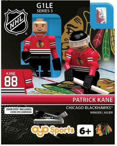 Chicago Blackhawks #88 Patrick Kane Chicago Blackhawks Winger OYO
