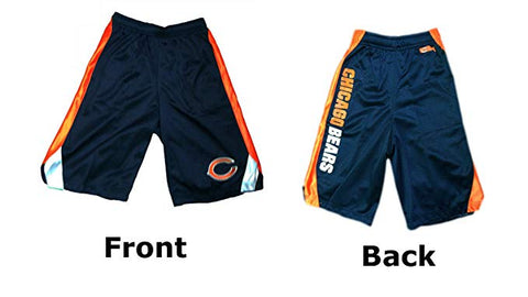 Chicago Bears Youth Mesh Shorts