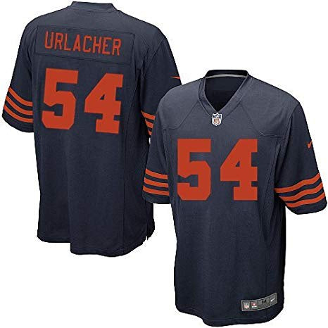 Brian Urlacher Youth Alternate 1940's Game Jersey Navy