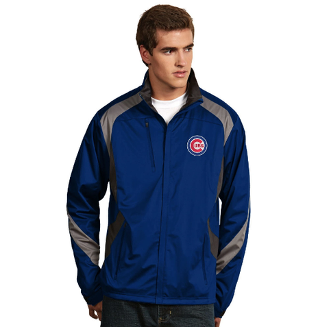 "Chicago Cubs Men's ""Tempest"" Jacket by Antigua"