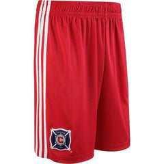 Chicago Fire Youth Red adidas Performance Training Shorts - Pro Jersey Sports