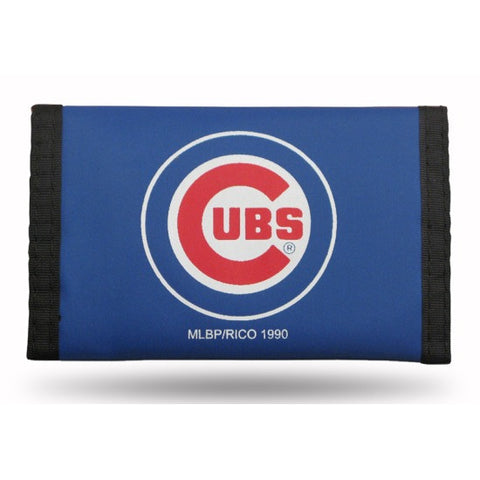 Chicago Cubs Nylon Wallet by Rico