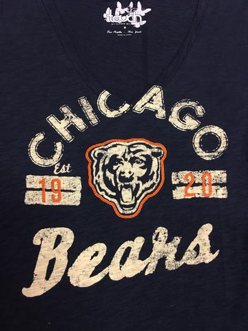 Womens Chicago Bears Fair Catch Tee