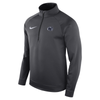 Nike Mens Penn State Nittany Lions Long Sleeve Therma 1/2 Zip Top