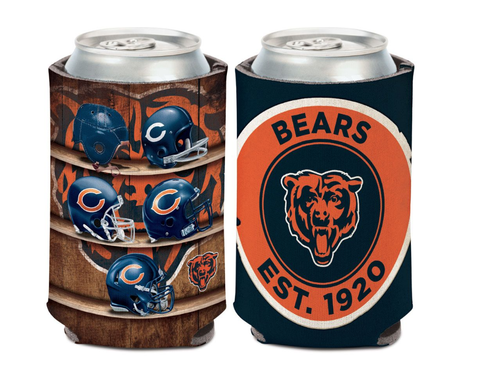 Chicago Bears Evolution 12 oz. Can Cooler By Wincraft