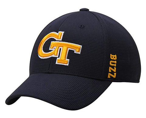 Georgia Tech Yellow Jackets Top Of The World Booster Plus Hat