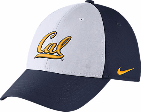 California Golden Bears Nike Classic 99 Swoosh Flex Fit Hat