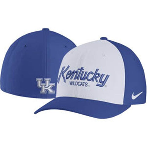 Kentucky Wildcats Nike Classic 99 Swoosh Flex Fit Hat