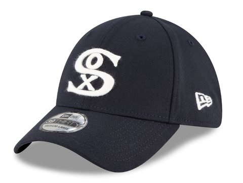 Men's Chicago White Sox New Era Navy Field of Dreams 39THIRTY Flex Hat