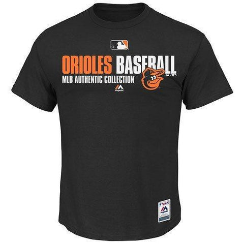 Men's MLB Baltimore Orioles Authentic Collection Team Favorite T-Shirt