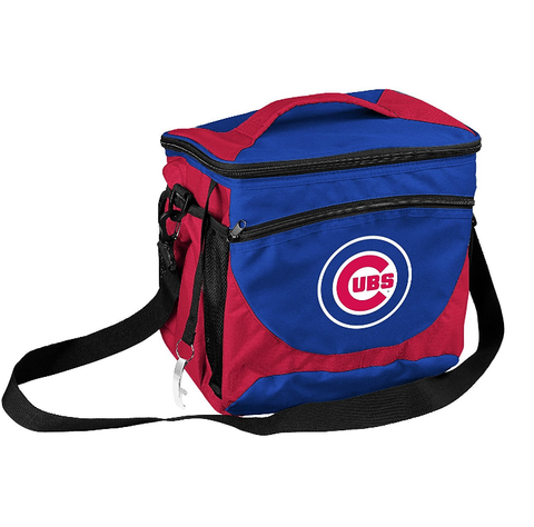 Chicago Cubs 24 Can Cooler By Logo Brands