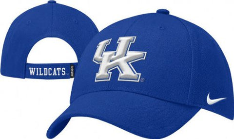 NIKE Kentucky Wildcats Wool Classic Adjustable Hat