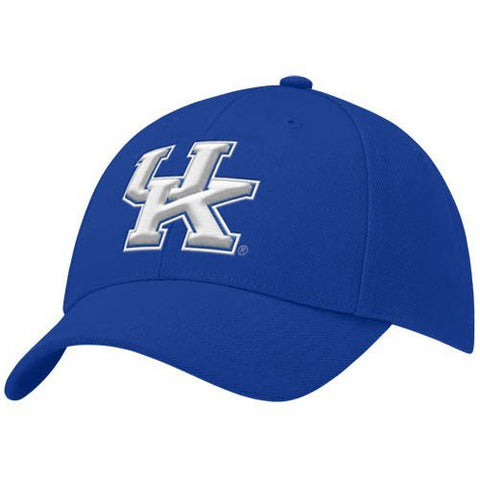 NIKE Kentucky Wildcats Royal Blue Swoosh Flex Hat