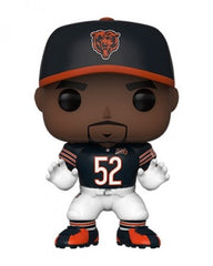Khalil Mack Chicago Bears Funko Pop! 126 Figurine