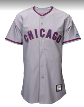 Chicago Cubs Authentic Cooperstown Collection 1959 Road Jersey