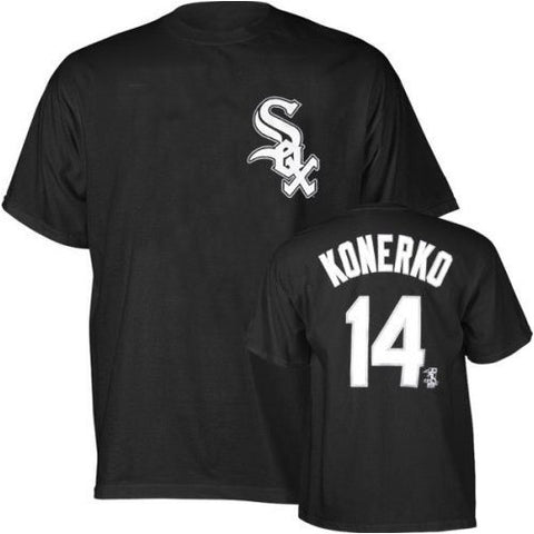 Majestic Chicago White Sox Paul Konerko Youth T-Shirt
