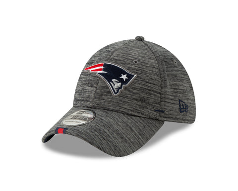 New England Patriots NFL 2019 Graphite Training Camp 39THIRTY Flex Fit Hat By New Era1
