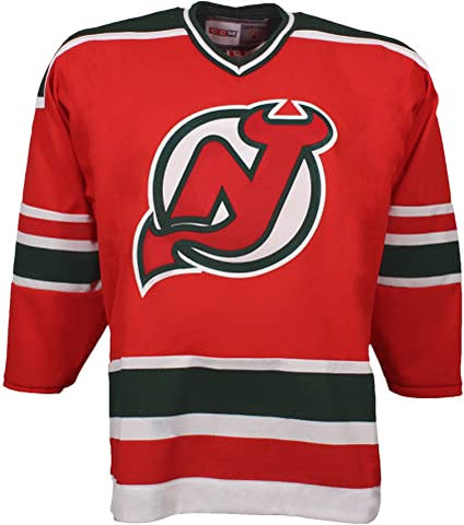 NHL Youth CCM New Jersey Devils Red Premier Jersey