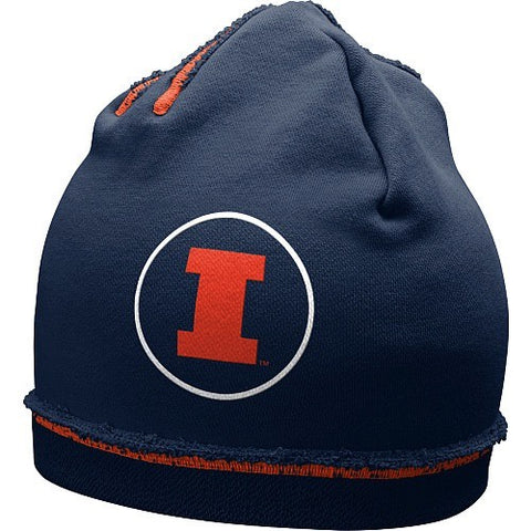 Men's University of Illinois Fighting Illini Jersey Knit Hat