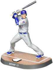 "Chicago Cubs Kris Bryant 8.5"" Player Figurine By ImportsDragon"
