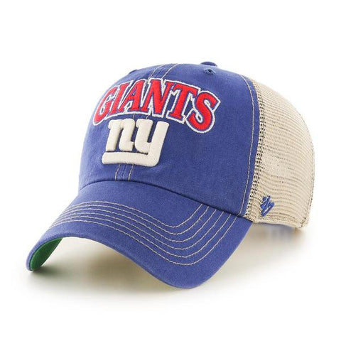New YorkNew York Giants Tuscaloosa Adjustable Hat by 47 Brand