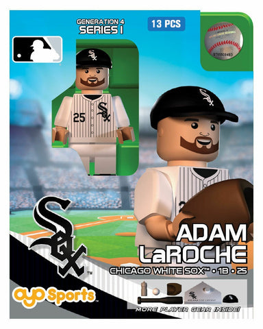 Chicago White Sox Adam Laroche OYO MLB Mini Figure G4