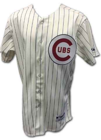 Men's Anthony Rizzo Chicago Cubs 1959 Authentic Polyester Home Jersey