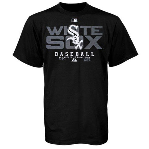 Majestic Chicago White Sox Black Youth Dedication T-shirt