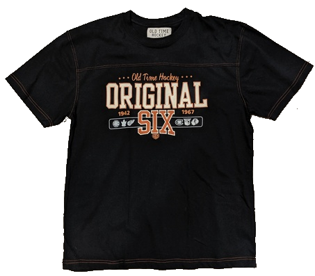 Men's Old Time Hockey NHL Original 6 Ivey Tee