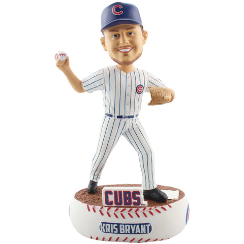 Chicago Cubs Kris Bryant MLB Player Baller Bobblehead
