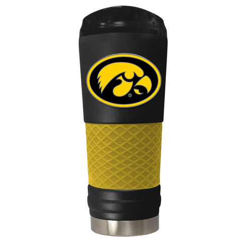 Iowa Hawkeyes The DRAFT 18 oz. Vacuum Insulated Beverage Cup