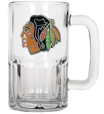 Chicago Blackhawks 20oz Rootbeer Mug - Pro Jersey Sports