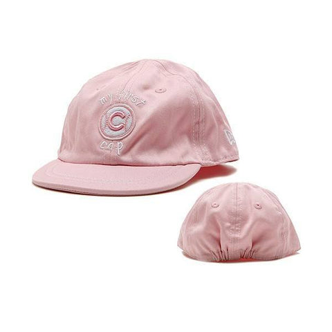 Infant Chicago Cubs 'My First' Pink Cap - Pro Jersey Sports