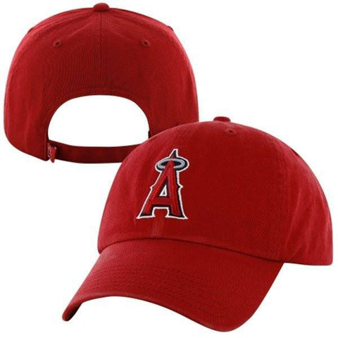 Los Angeles Angels of Anaheim Clean Up Adjustable Game Cap