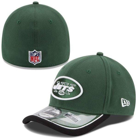 New York Jets New Era 2014 On-Field 39Thirty Performance Flex Hat – Green