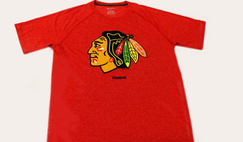 Chicago Blackhawks Play Dry Ultimate Tee