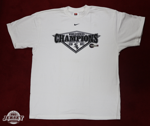 Chicago White Sox 2005 World Series Champions T - Nike