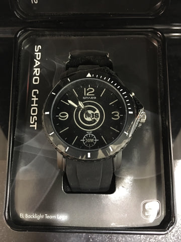 Chicago Cubs Ghost Watch by Sparo