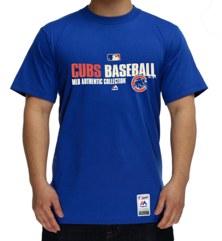 Men's Chicago Cubs Team Favorite Authentic Tee