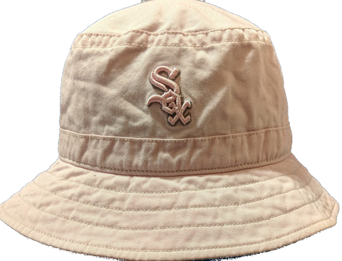 Chicago White Sox Pink Bucket Hat By New Era
