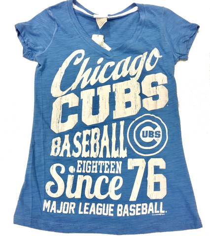 Women's Chicago Cubs Since 1876 Tee