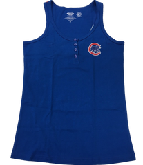 Women's Chicago Cubs All Over Print Tank Top
