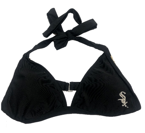 Chicago White Sox Bikini Top Low Logo