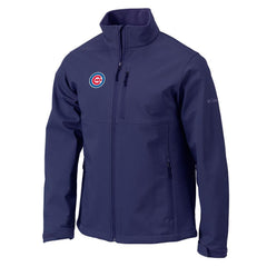 CHICAGO CUBS PRODUCTS ASCENDER SOFTSHELL JACKET BY COLUMBIA SPORTSWEAR - Pro Jersey Sports