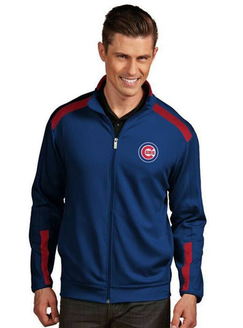 "Chicago Cubs Men's ""Flight"" Jacket by Antigua - Pro Jersey Sports"