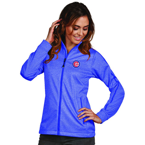 "Chicago Cubs Women's ""Golf"" Jacket by Antigua - Pro Jersey Sports"
